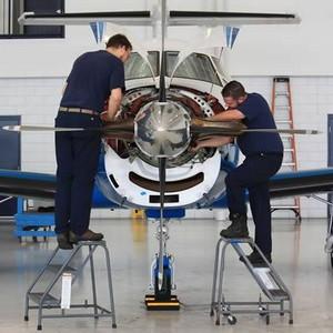 Manutenção aeronáutica