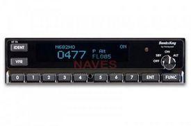 Rádio comunicador de avião